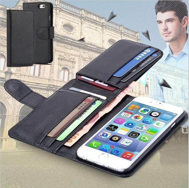 Fold бумажник кожаный чехол для iPhone 6 6 плюс 5 5s 5c 4 4s/Samsung Galaxy S5 S6 S6 Edge Note4/H... чехол для для мобильных телефонов apple iphone 4 4s 5 5s 5c 6 6plus suitable for i4 4s 5 5s 5c 6 6plus