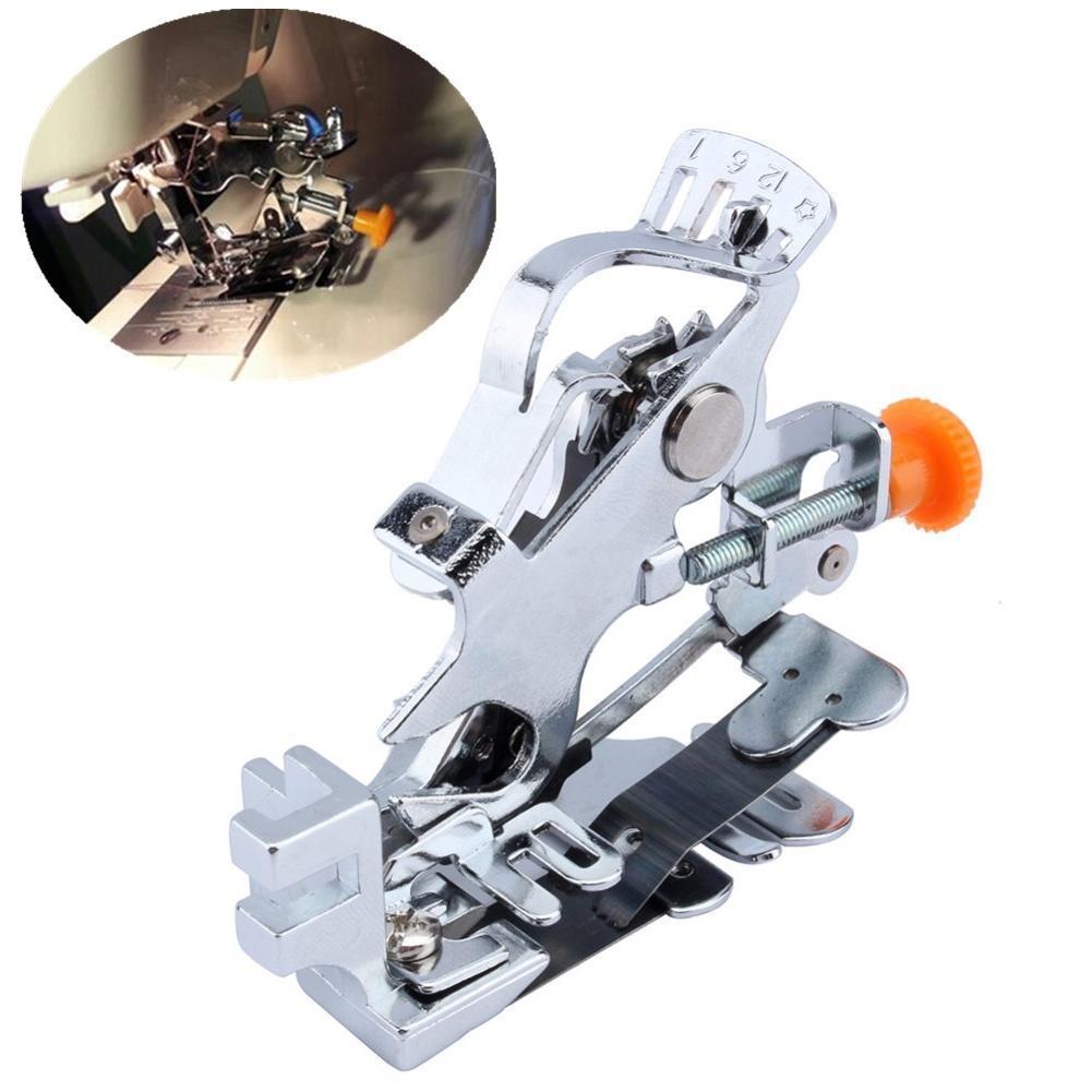 1 * ruffler прижимной лапки для брата певицы низкой хвостовиком швейная машина швейная машина vlk napoli 2400