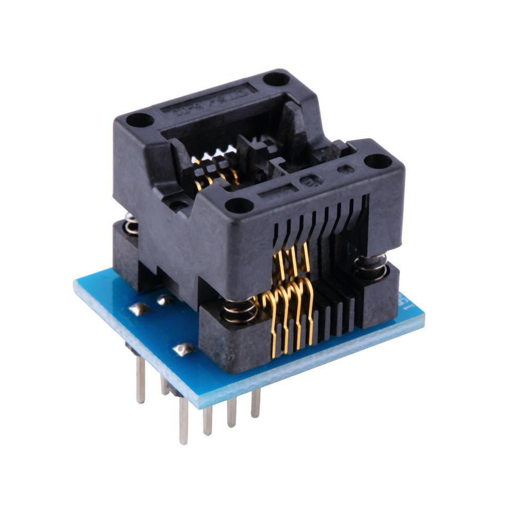 SOP8 DIP8 EZ программист адаптер розетка конвертер модуль УЗК tlp351 sop 8