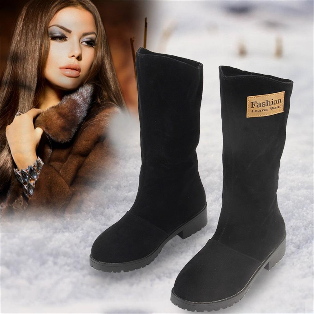 Классические плоские леди Сапоги зимние сапоги колено высокие сапоги пятки длиной Bootsts сапоги laurel сапоги высокие