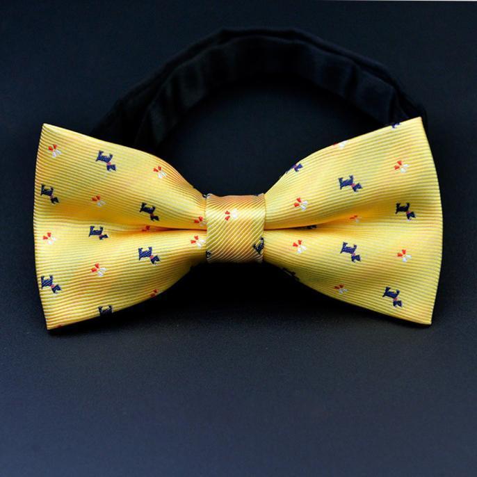 Боути галстук бабочка Мужская свадебные аксессуары шейные платки коммерческих галстуки галстуки