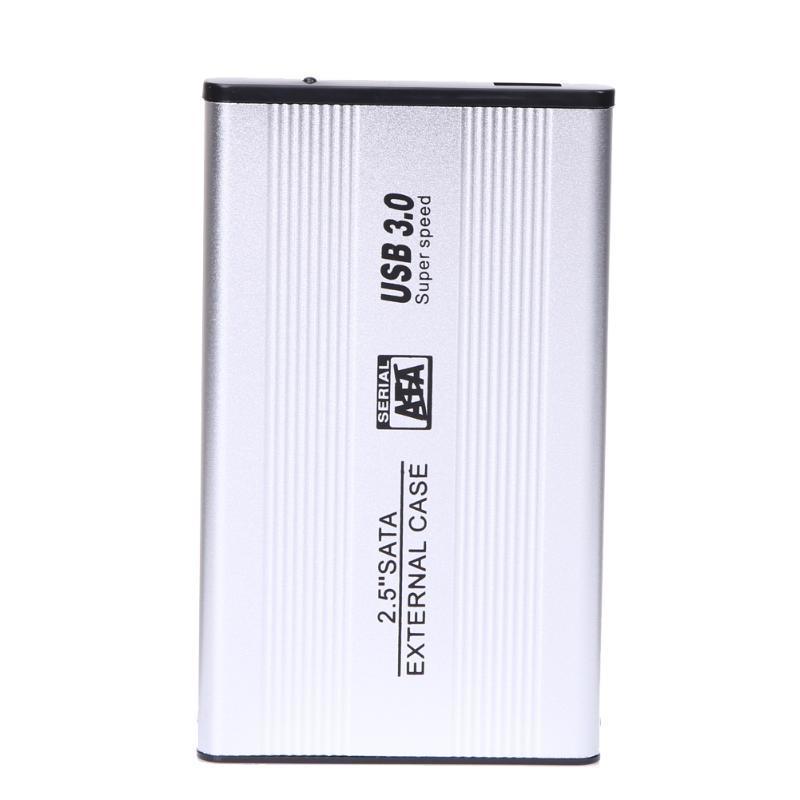 USB 3.0 2,5 SATA жесткий диск внешний HDD случае прочный алюминиевый корпус внешний жесткий диск lacie stet2000400 porsche design 2tb серебристый stet2000400