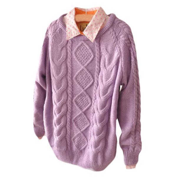 свитера и джемпера женские больших размеров