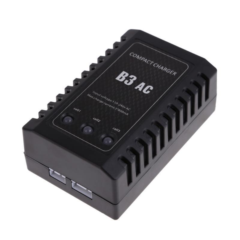 B3 2S 3S ячейки Li-Po литий полимер батарея балансировки поле зарядное устройство переменного ток... доска для объявлений dz 1 2 j8b [6 ] jndx 8 s b