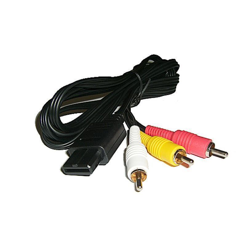 Шнур кабель AV видео TV Гамр для Snes, Nintendo 64 N64 видеорегистратор artway av 711 av 711