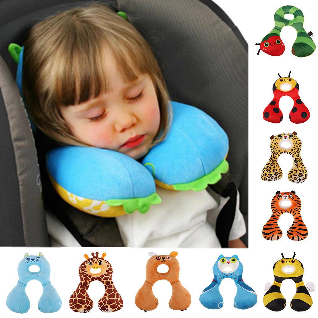 Новорожденных Детские путешествия автокресло коляски шеи заставка позиционер поддержки подушку honeymammy позиционер для новорожденных grano saraceno n