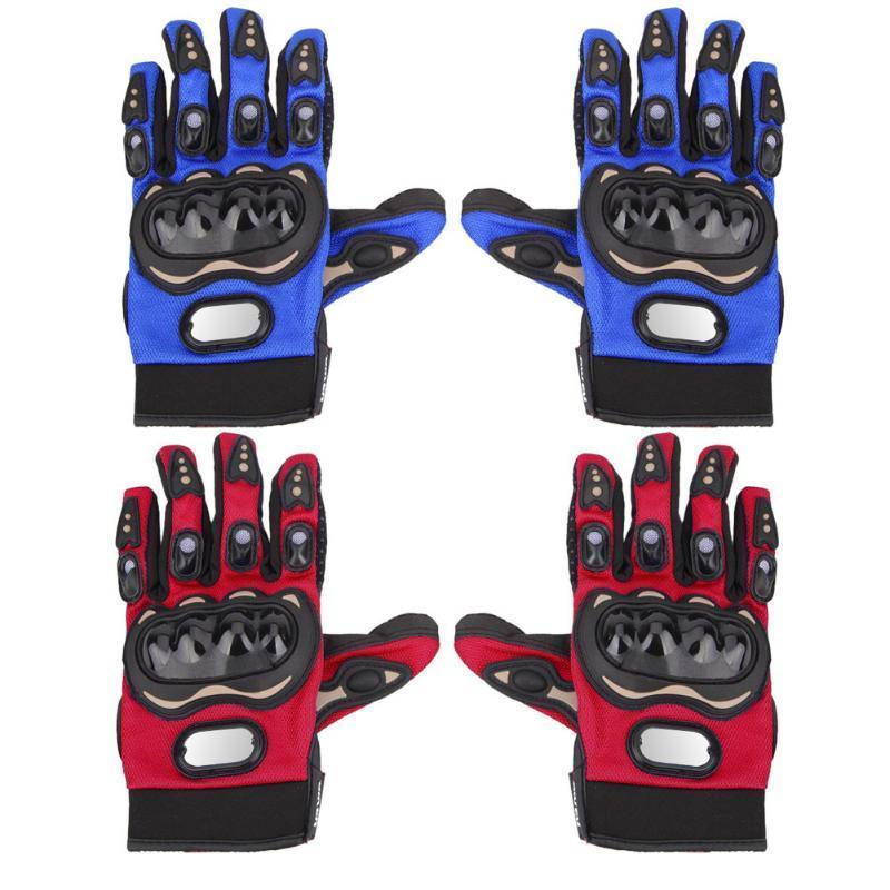 Открытый езда мотоцикл перчатки гоночные перчатки мотоцикла перчатки (Blue)(L) перчатки stella перчатки