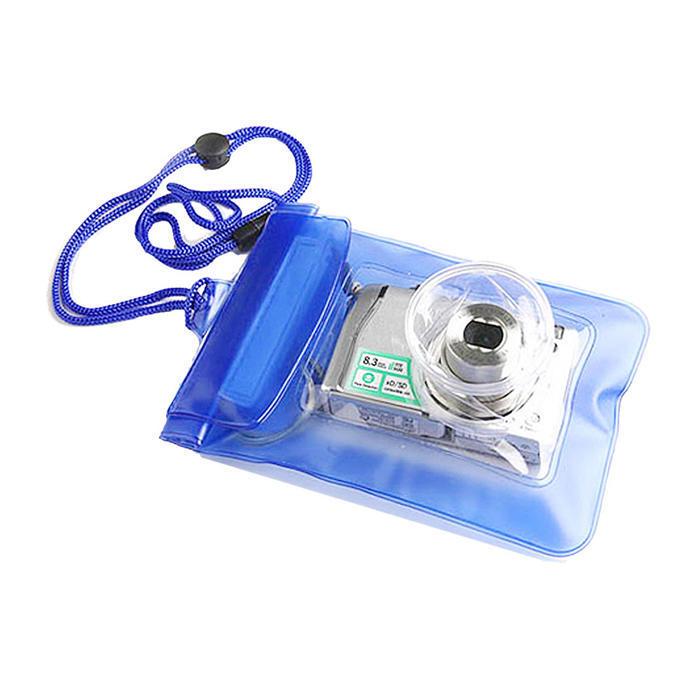 Видео водонепроницаемый цифровой фотоаппарат водонепроницаемые мешки случаях Подводный дайвинг пл... фотоаппарат