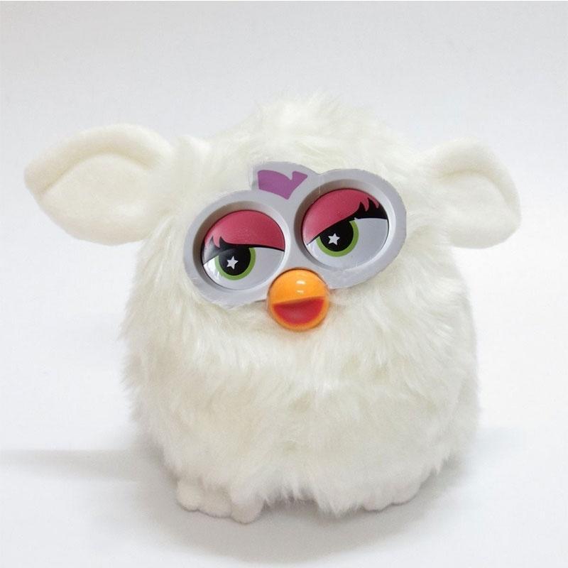 Смешные Furby бум игрушки Интерактивные игрушки для детей Brinquedos Eletronicos запись говорить ... интерактивные игрушки furby коннект