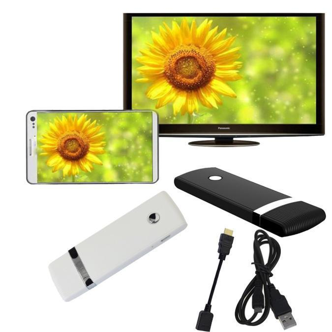Miracast Wifi Dongle ТВ приемника дисплея 1080P HDMI беспроводной IPUSH AirPlay DLNA mele cast s3 tv stick wifi display adapter miracast airplay dlna support