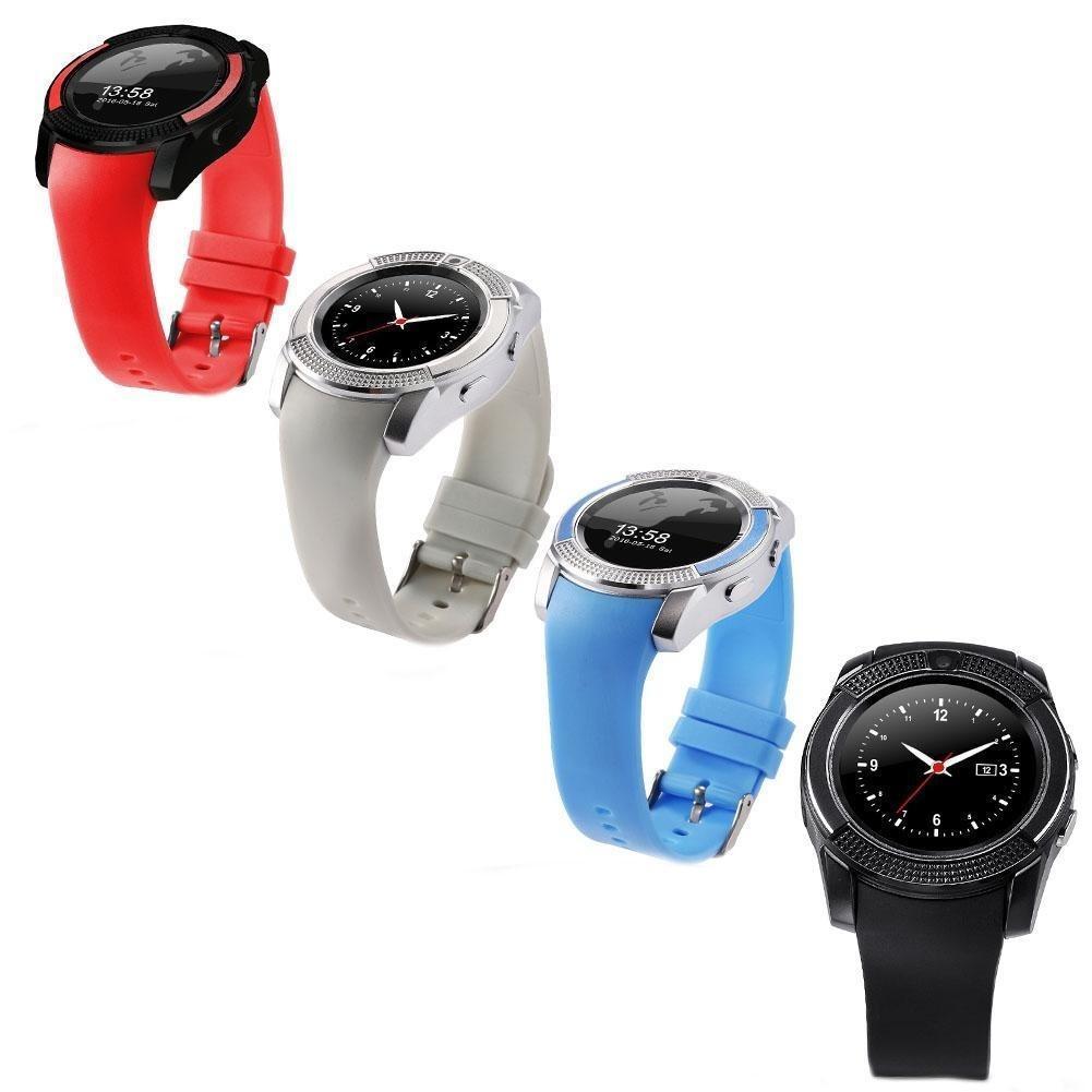 KD08 Smart Bluetooth SIM телефон часы с камерой для iPhone Android Samsung