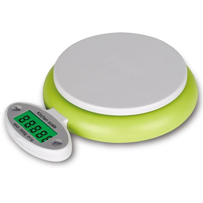 Мини-профессиональные цифровые электронные кухонные весы с светодиодный дисплей складные весы для... кухонные весы redmond rs 736 полоски