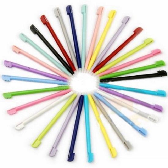 10 шт новые пластиковые стилуса Touch Pen для Nintendo DS NDS LITE DSL YE3C4 replacement touch screen for nds nintendo ds