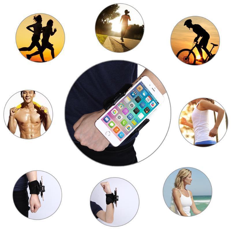 Новый Открытый Спорт Мобильные телефоны клип напульсник держате с быстрой разгрузки мобильные телефоны в стaврополе