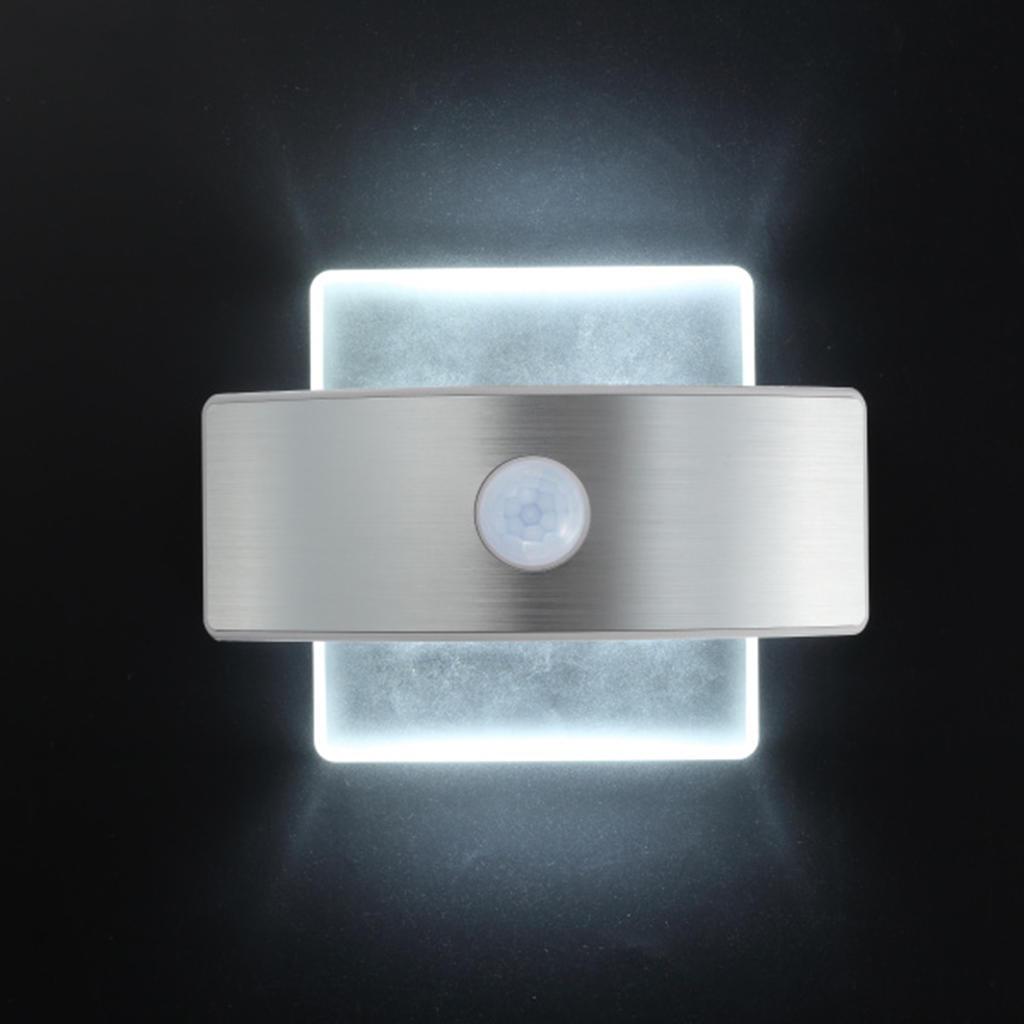 Светодиодный перезаряжаемые тела датчик ночь света Прикроватные бра
