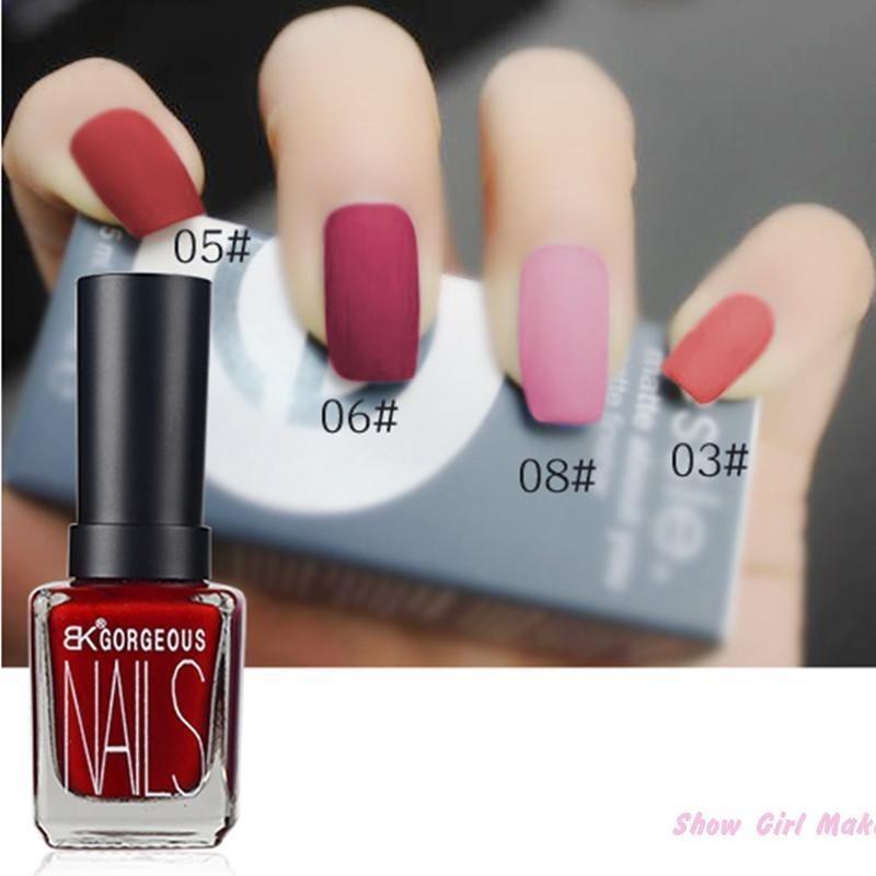 1pcs матовый гель лак для ногтей прочный блеск ногтей 15 мл искусства черный белый лак для ногтей... лаки для ногтей isadora лак для ногтей гелевый gel nail lacquer 247 6 мл
