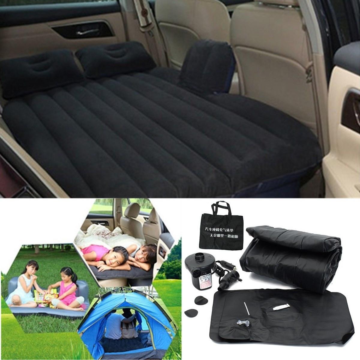 Надувные мобильные подушки сиденья сна отдыха матрас воздуха кровати открытый диван циновки автом...