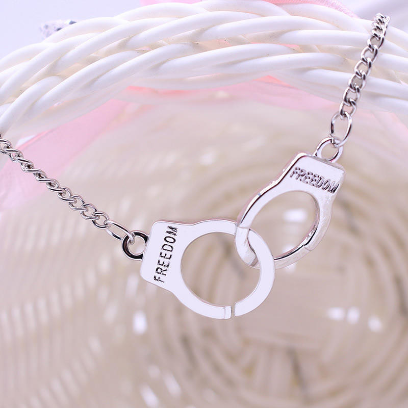 Античное серебро/золото гальваническим женщин наручники браслет браслет ювелирных изделий новой