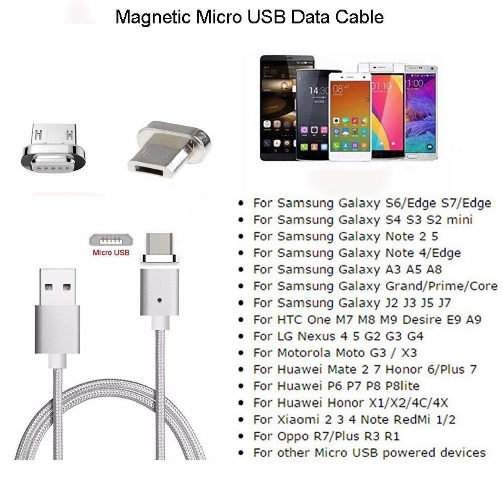 Плетеные xiaomi магнитные микро USB зарядное зарядка кабель для Huawei Android плетеные заборы для дачи купить