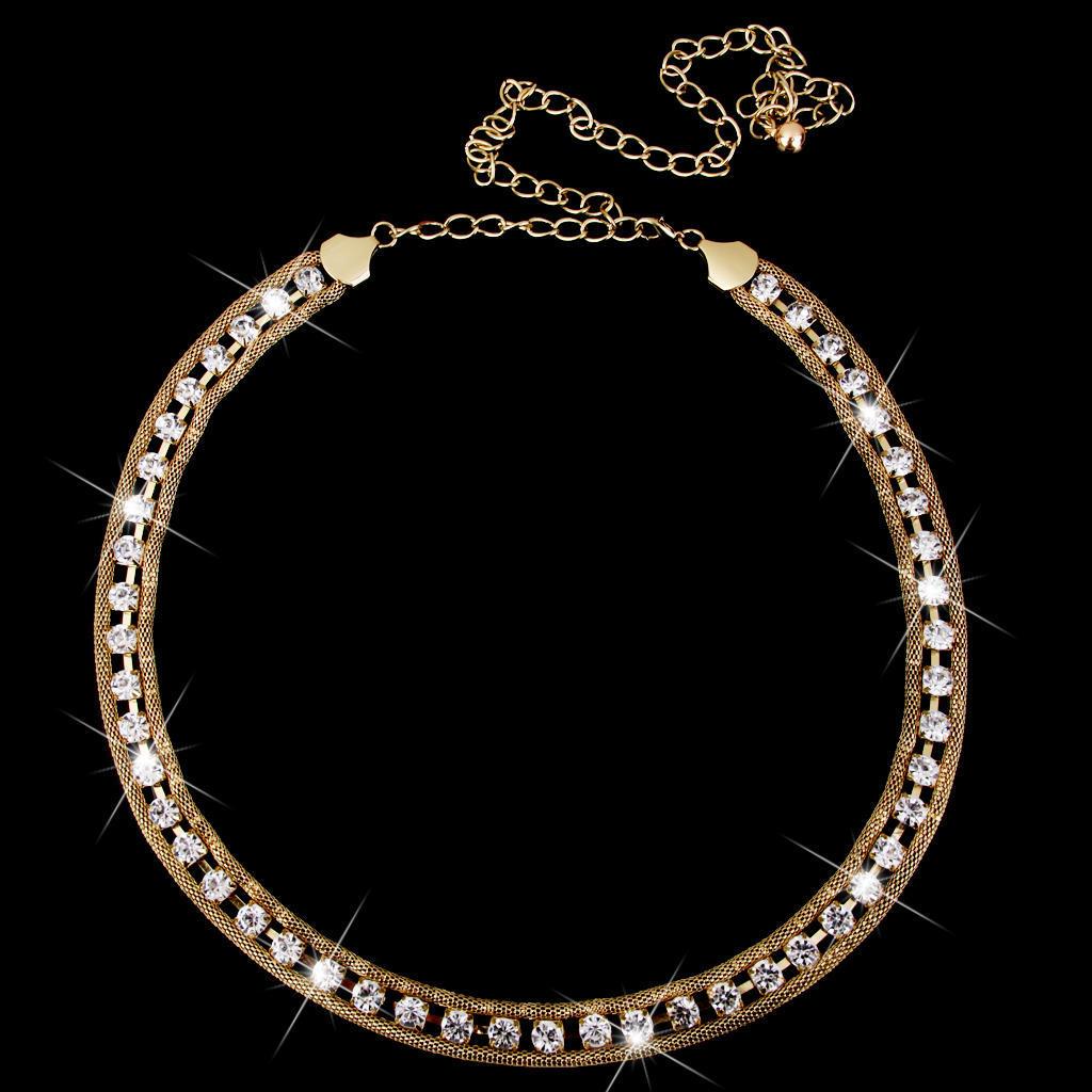 Золотой кристалл Rhinestone пояса тело живота талии цепочки бикини пляж