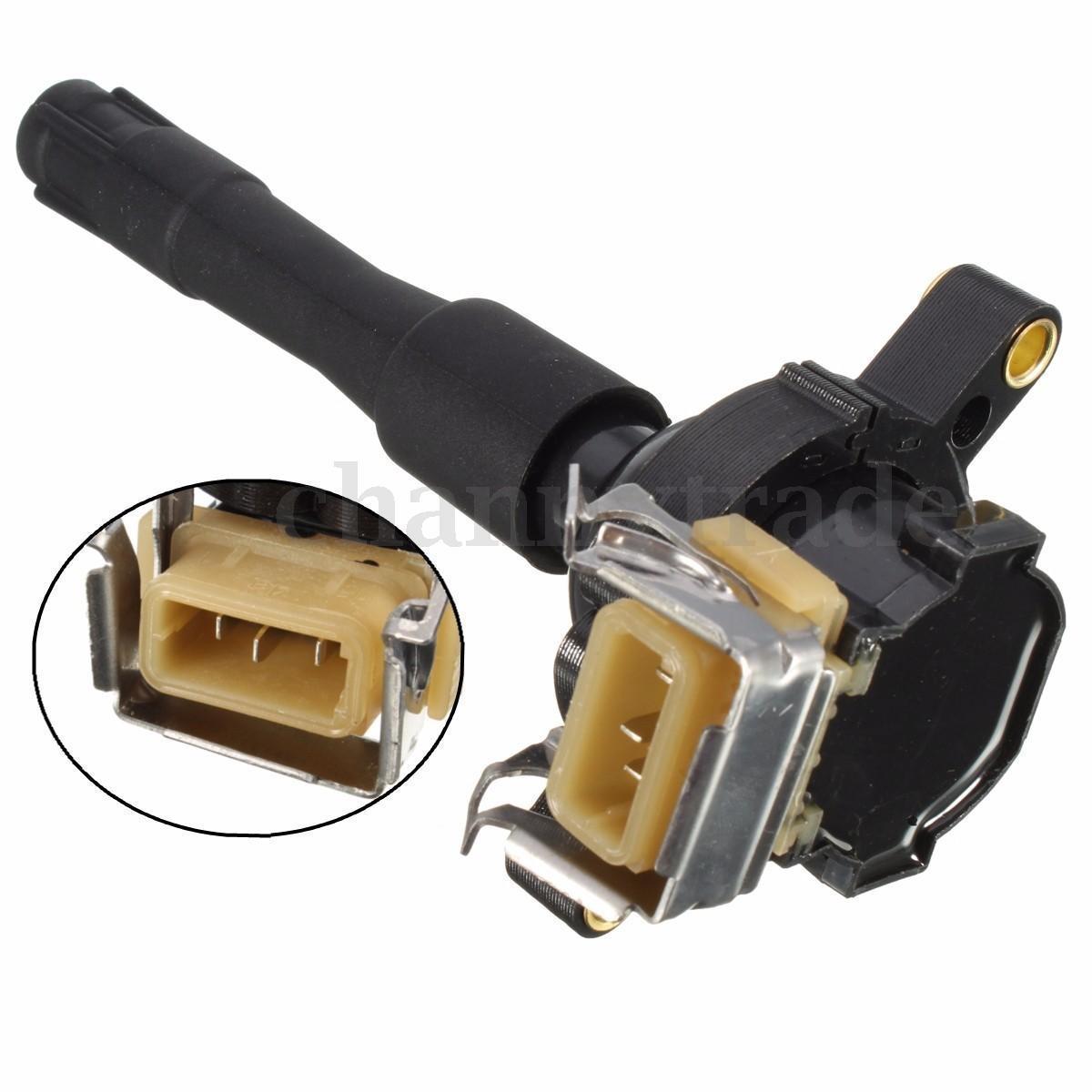 Катушки зажигания черный для BMW 3 5 серии M5 X 5 Z3 Z8 323 740 540 840 12139067830 oxygen sensor lambda for bmw 3 5 7 8 series x3 x5 z3 z4 z8