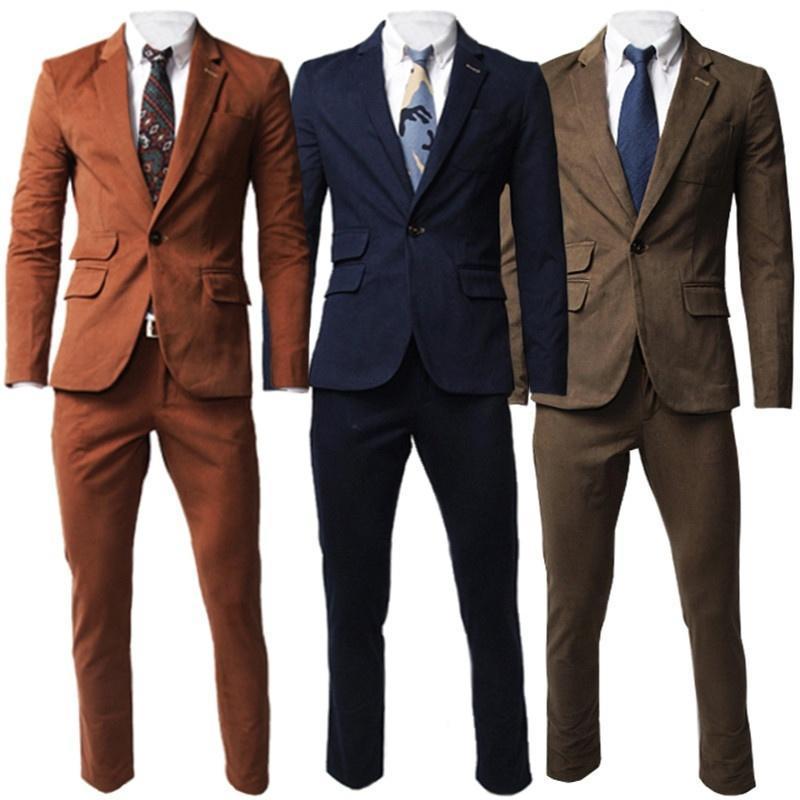 Мужская мода бизнес Западн типа формальных устанавливает Blazer костюмы, свадебные костюмы формал... костюмы