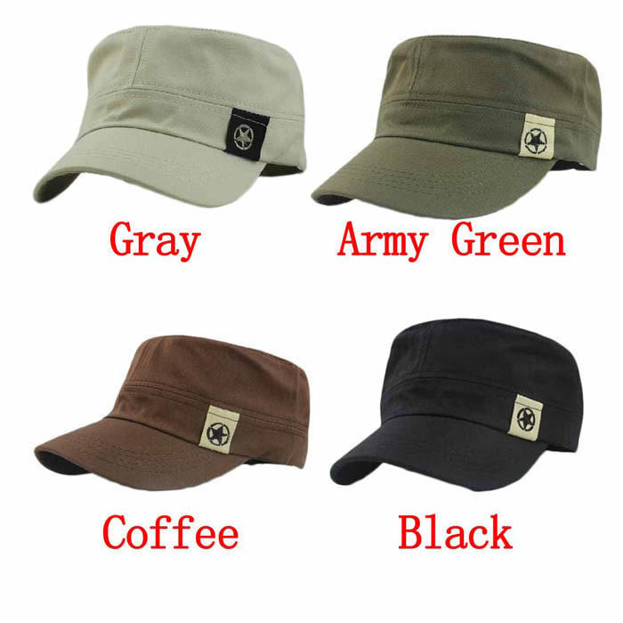 Плоские крыши военные Hat кадет патруль Буш шляпа Бейсболка поля багажник на опель кадет 1991г выпуска