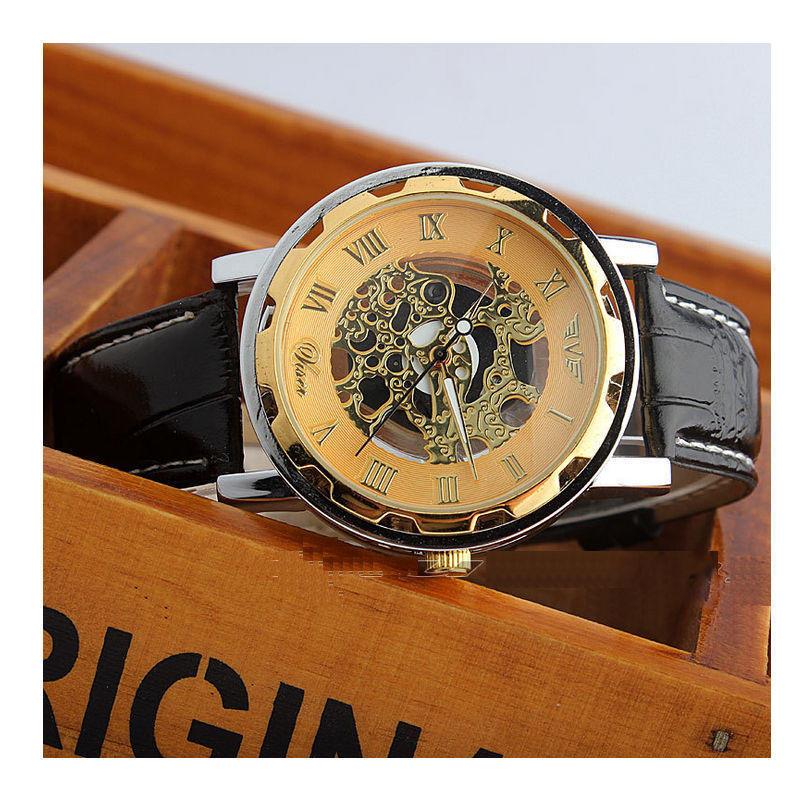 ароматом часы winner skeleton купить в украине 093