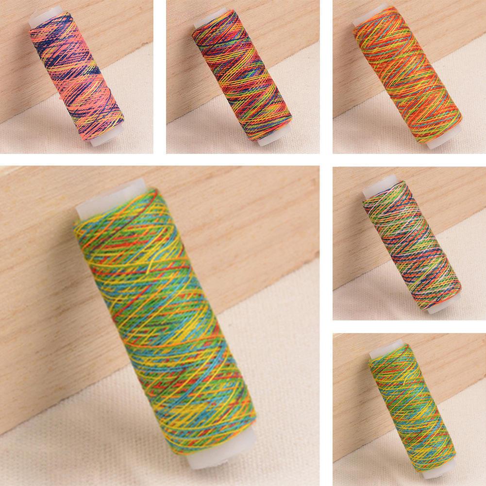 5pcs/набор DIY лоскутного шитья вышивка поток швейная машина швейная машина vlk napoli 2400