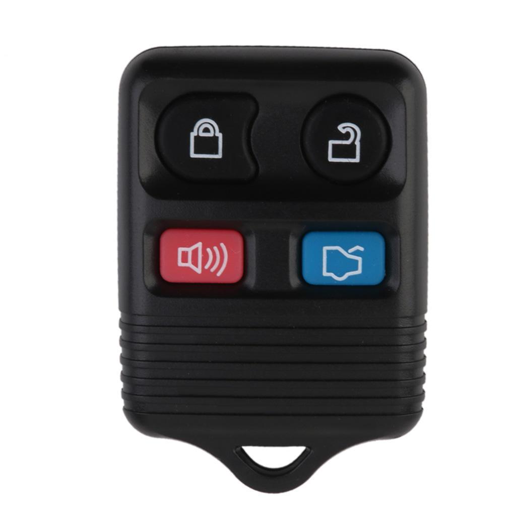 Замена Автозапуск ключа кликер-4 кнопки для Форд Линкольн нержавеющая выхлопная система форд мондео 4