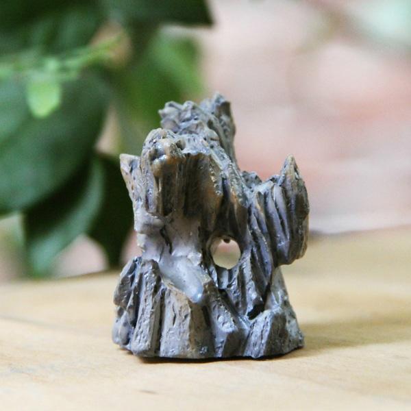 DIY смолы искусственные горы мини Кукольный дом аквариума микро пейзаж декор орнамент снт куйбышевец горы 2 дом