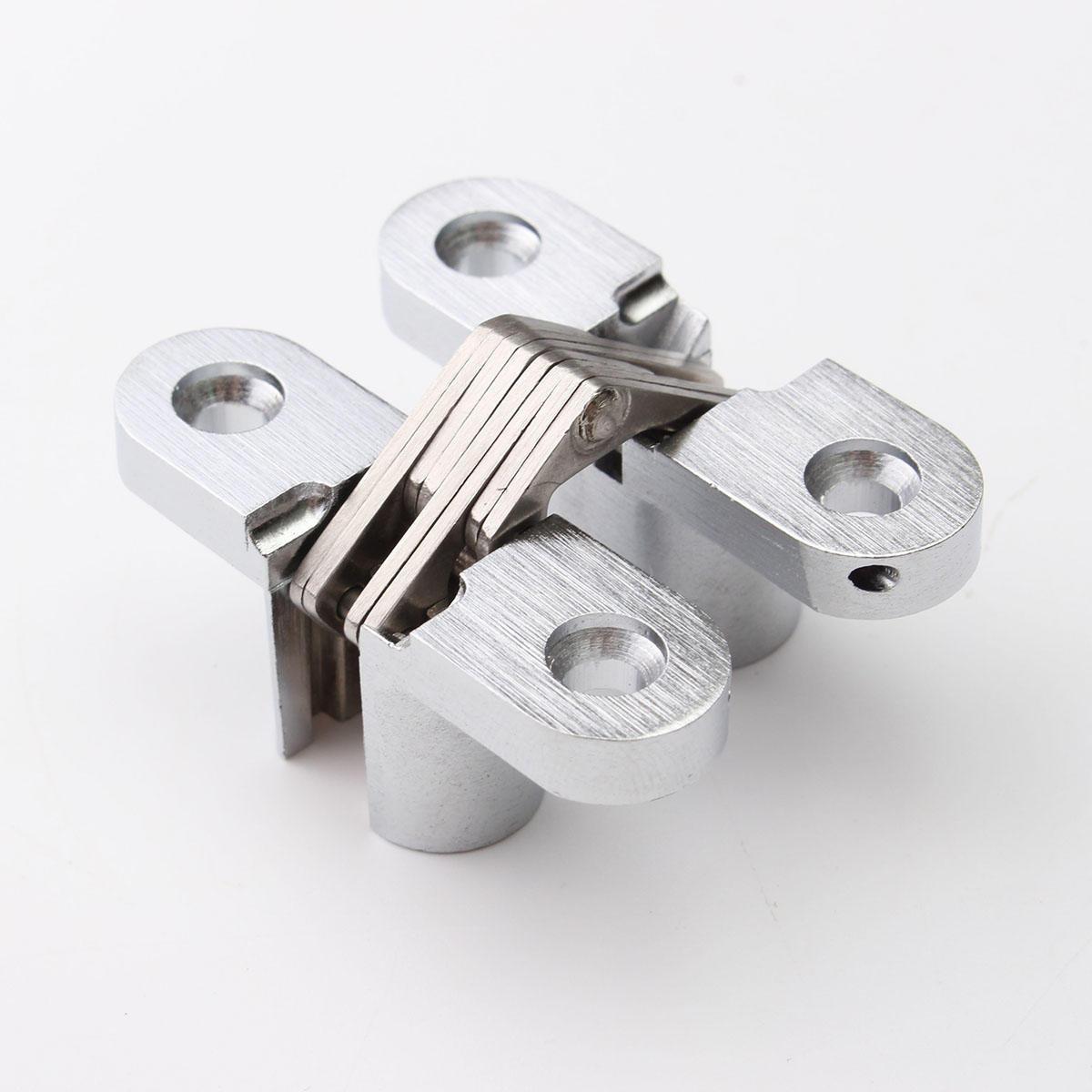 MTGATHER нержавеющая сталь 304 скрытые петли 13x45MM невидимый скрытого крест дверных петель подш... скрытые петли в спб