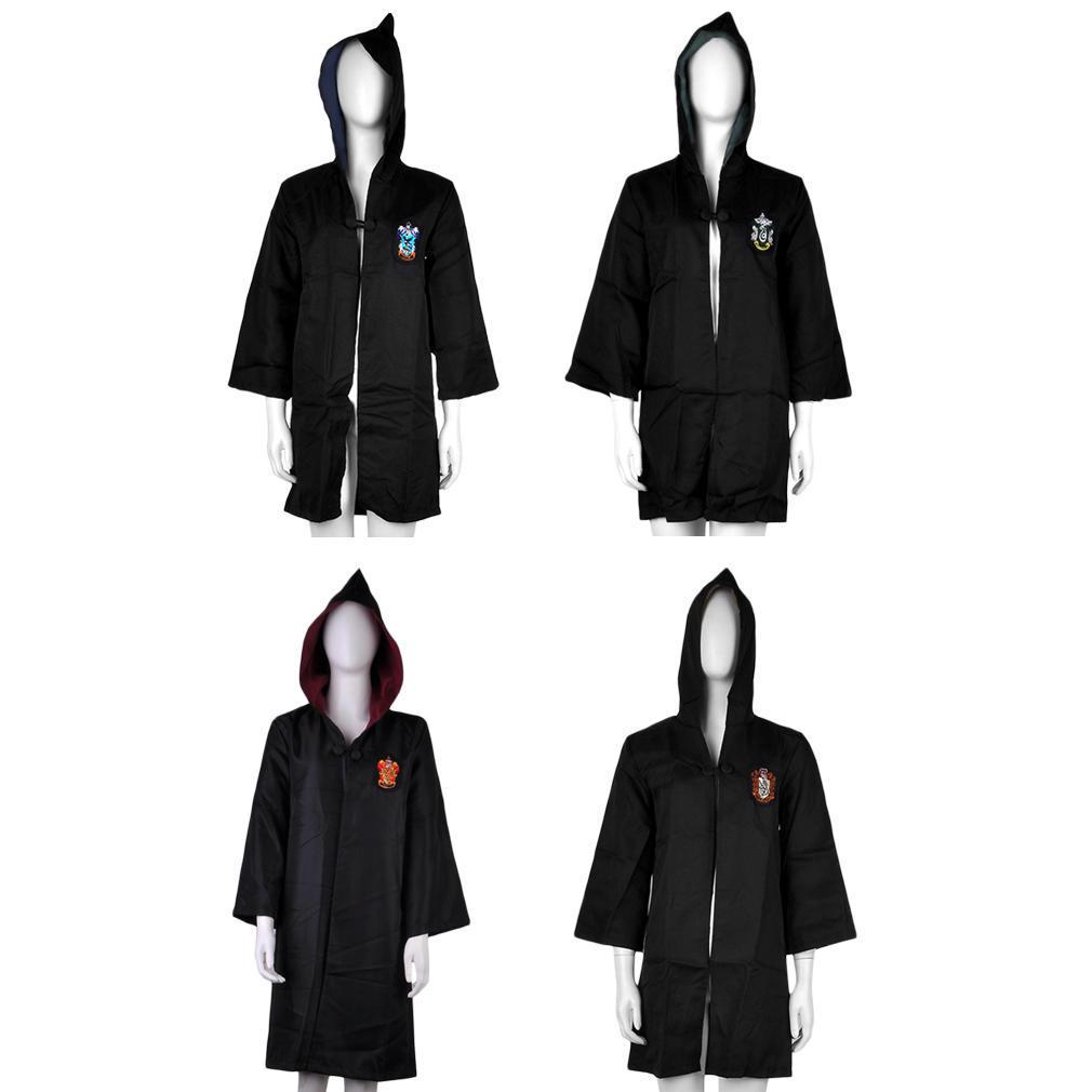 Школа магии Creative Косплей костюмы на Хэллоуин костюмы Гарри Поттер костюмы