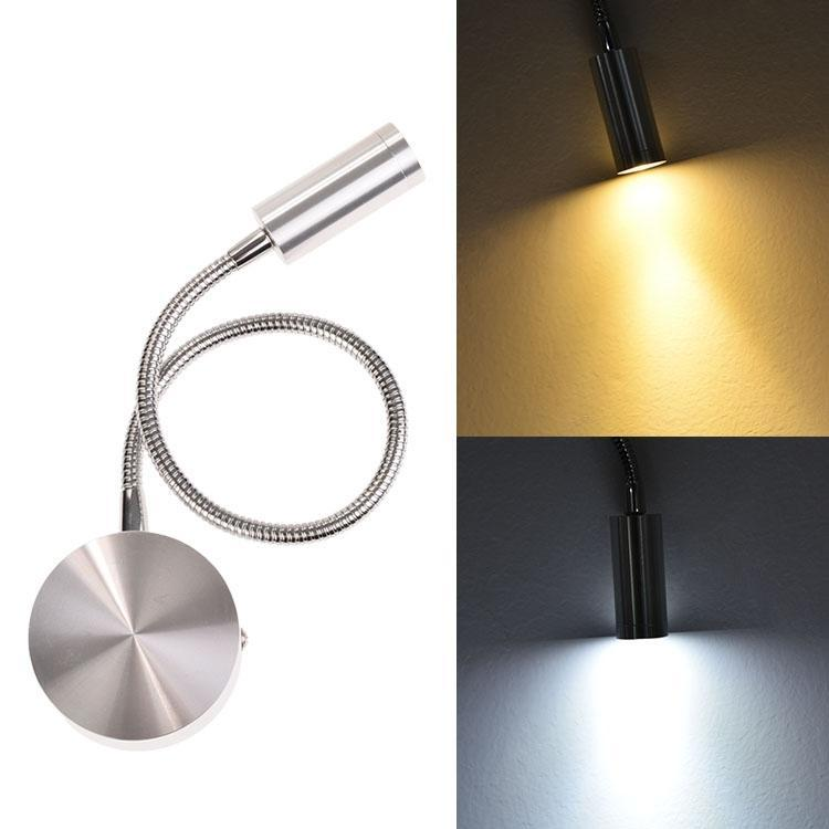 3w led modern lamp wall sconce fixture light picture mirror