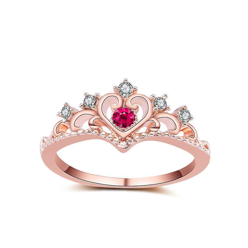 Гальваника Корона партии обручальное кольцо