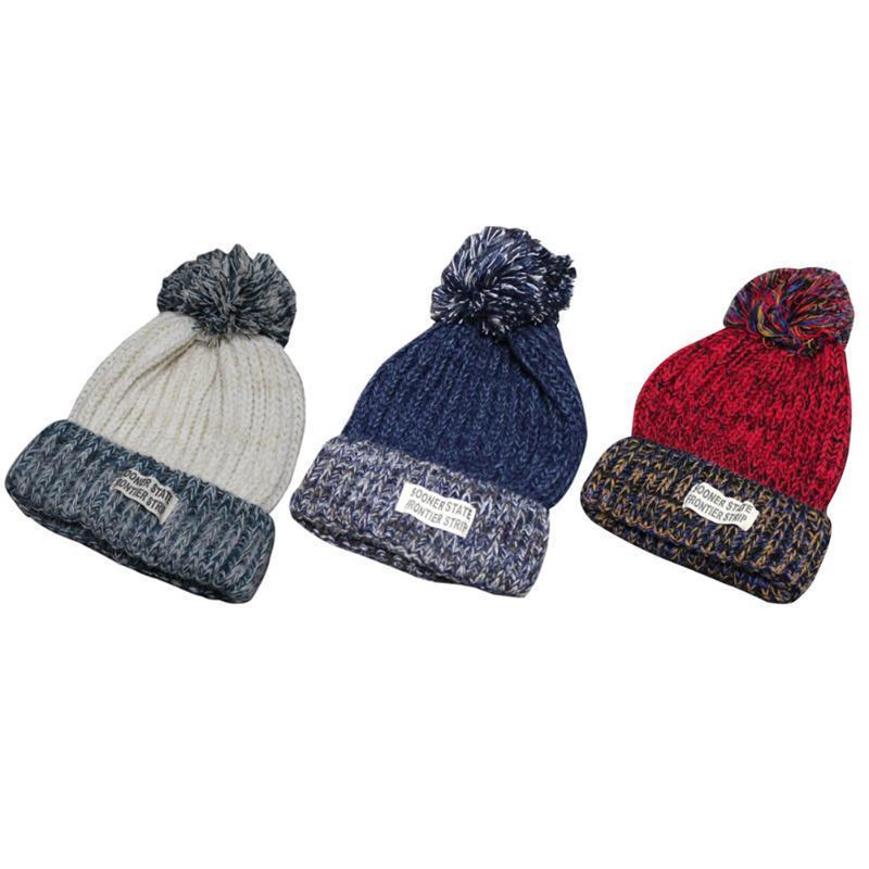 2016 новые моды женщина теплые шерстяные зимние Шапки трикотажные меховая шапка (красный) шапки меховая фантазия шапка