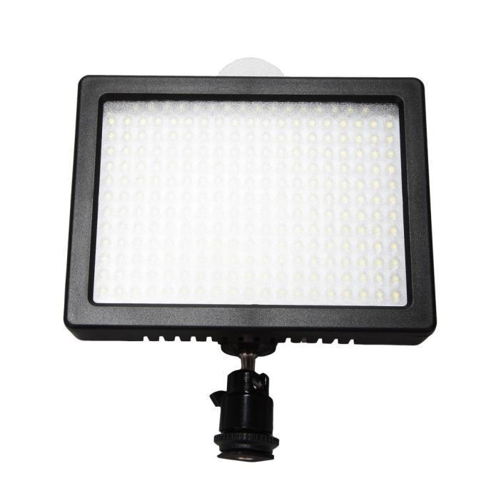 Скидка 260 LED Studio свет для Canon Nikon Pentax DSLR камеры видеокамеры скидка