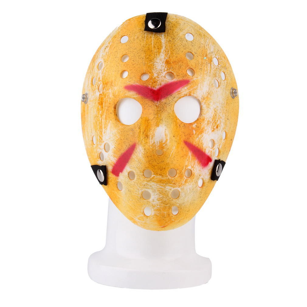 Halloween Mask Old Jason Voorhees Friday The 13th Horror Movie ...