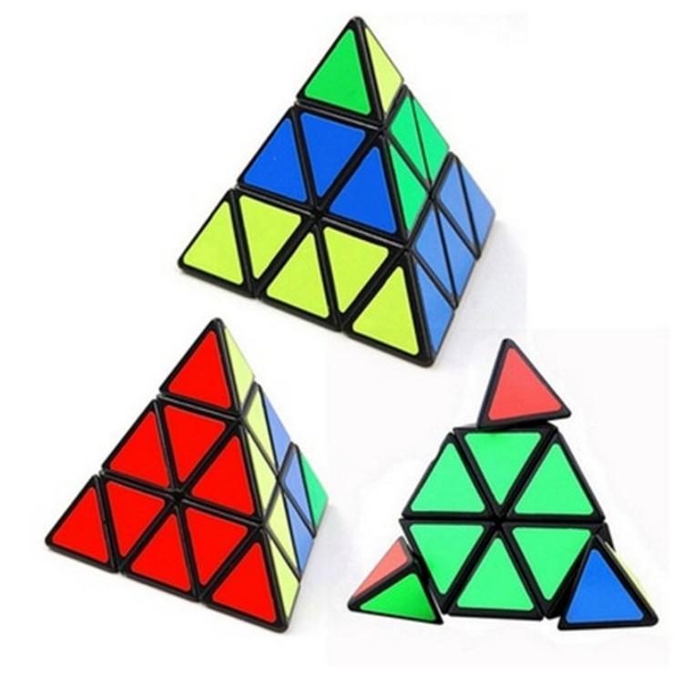почему вместо кубиков триугольники этим