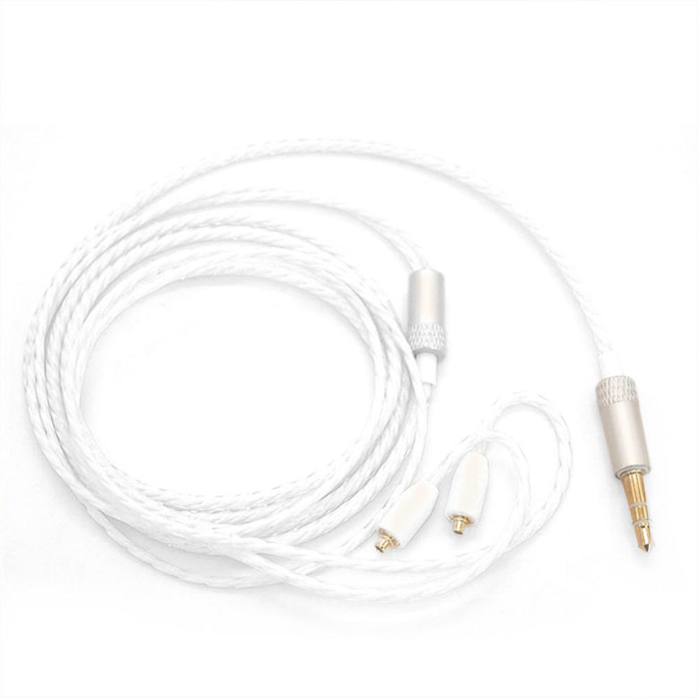 Аудио кабель для Shure SE215 SE315 SE535 SE846 наушники наушники кабелей для xiaomi iphone shure se315 cl left
