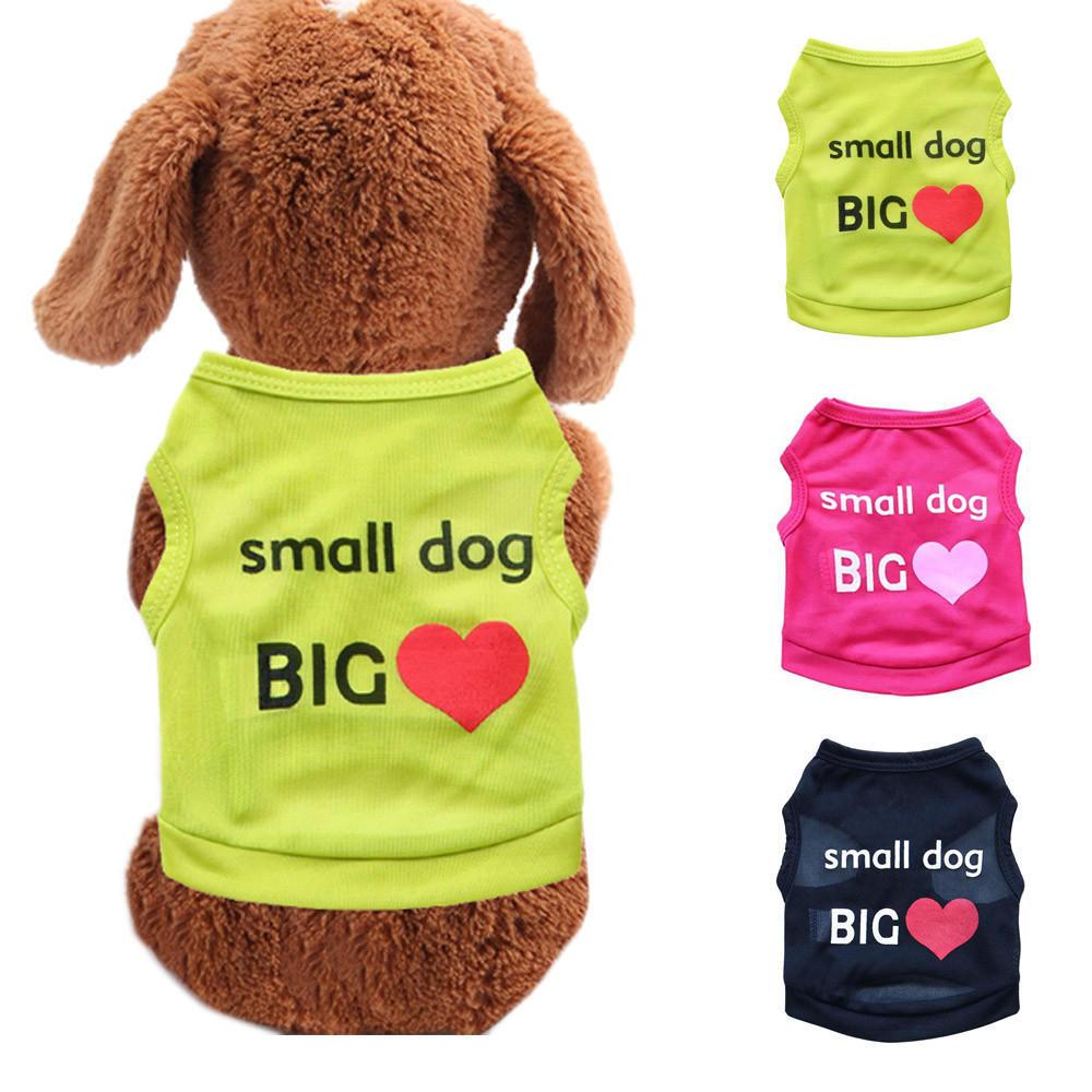 Собака жилет жилет одежда животное одежда костюмы летние костюмы