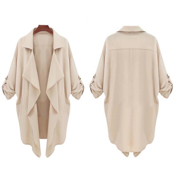 Женщины знаменитости ветровка случайные кардиган топы верхняя одежда куртки пальто знаменитости в челябинске