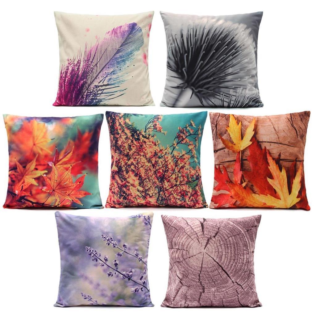 45x45cm wool fabrics warm home decor 3d throw pillow case cu
