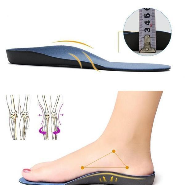 Ортопедическая стелька для плоскостопие здравоохранения единственной Pad обувь арочной крепи подушка подушка ортопедическая sensation
