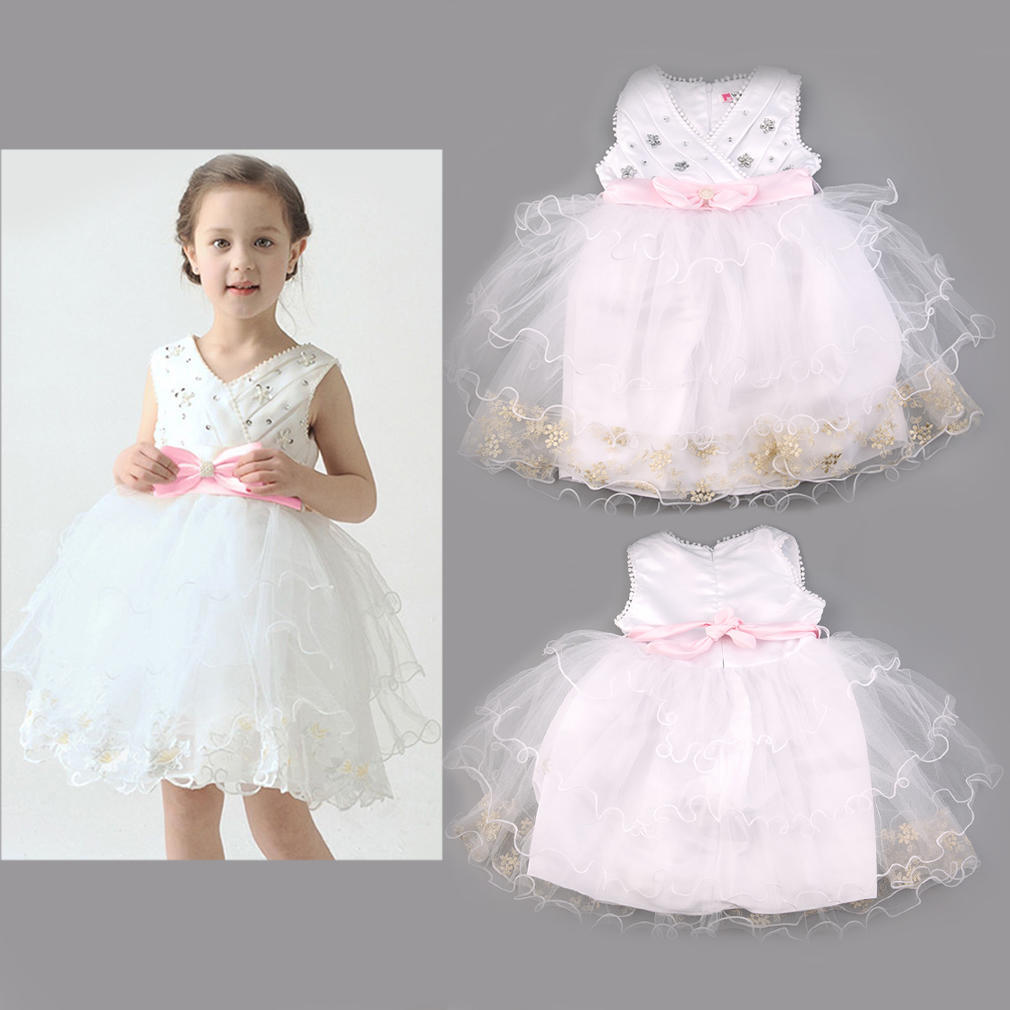 Рукавов девушка платье летом цельный платья белое платье принцессы платья eva платье