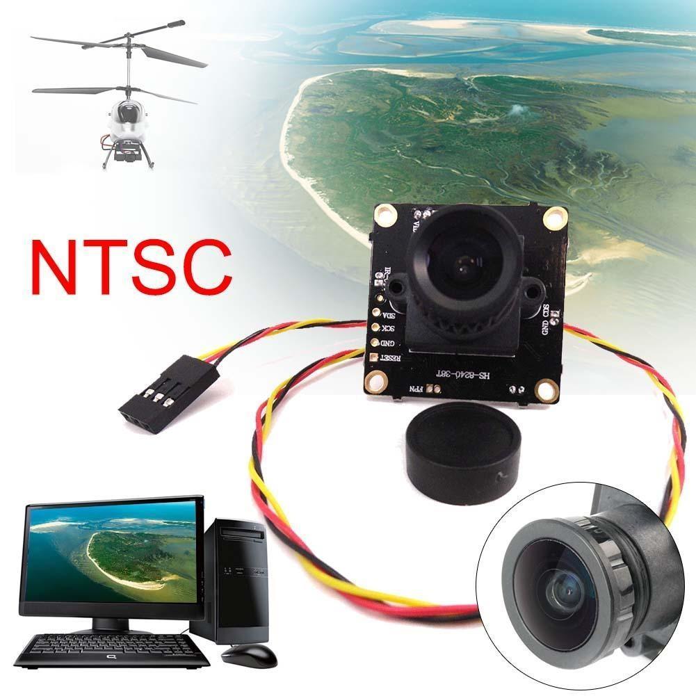 Новый 700 ТВЛ NTSC FPV HD 1/4 '' CMOS модуль камеры с широким углом для беспилотный вертолет RC swellpro водонепроницаемые fpv беспилотный авто версия