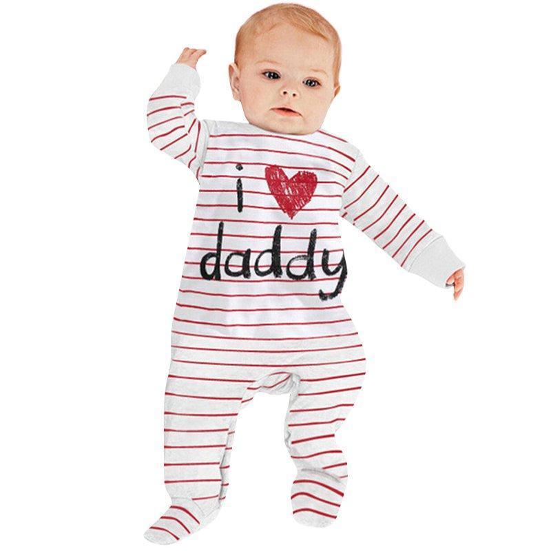 Новорожденных Детские Комбинезоны одежды Весна осень длинный рукав Baby комбинезон обхода износ