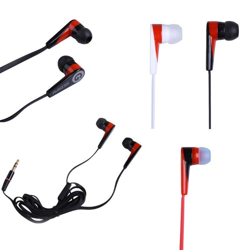 3 цвета супер бас стерео наушники-вкладыши стиль музыки для PC iPod MP3 MP4 mymei best price new portable 3 5mm pillow speaker for mp3 mp4 cd ipod phone white