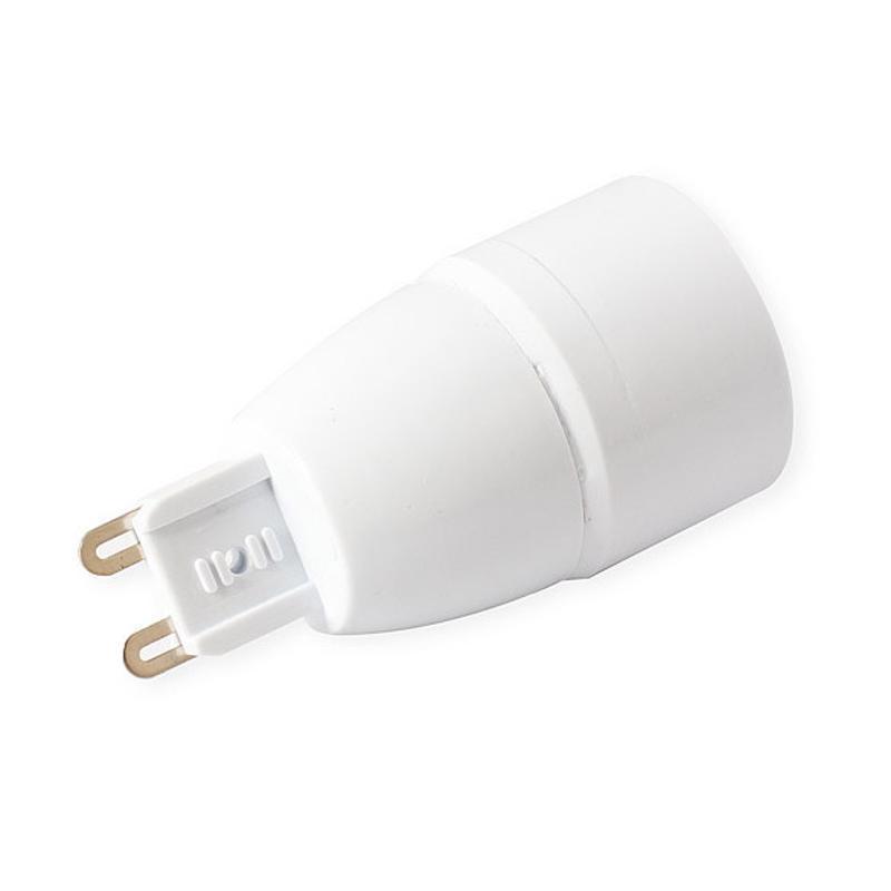 G9 Держателю E14 Socket базы светодиодные галогенные CFL лампа лампа адаптер конвертер