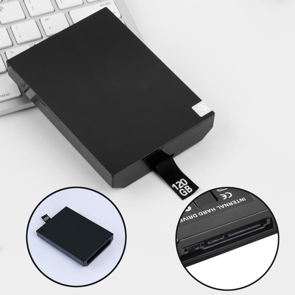 Корпус внутреннего диска жесткий диск 120GB HDD для Microsoft Xbox 360 Slim жесткий диск 250gb для xbox 360